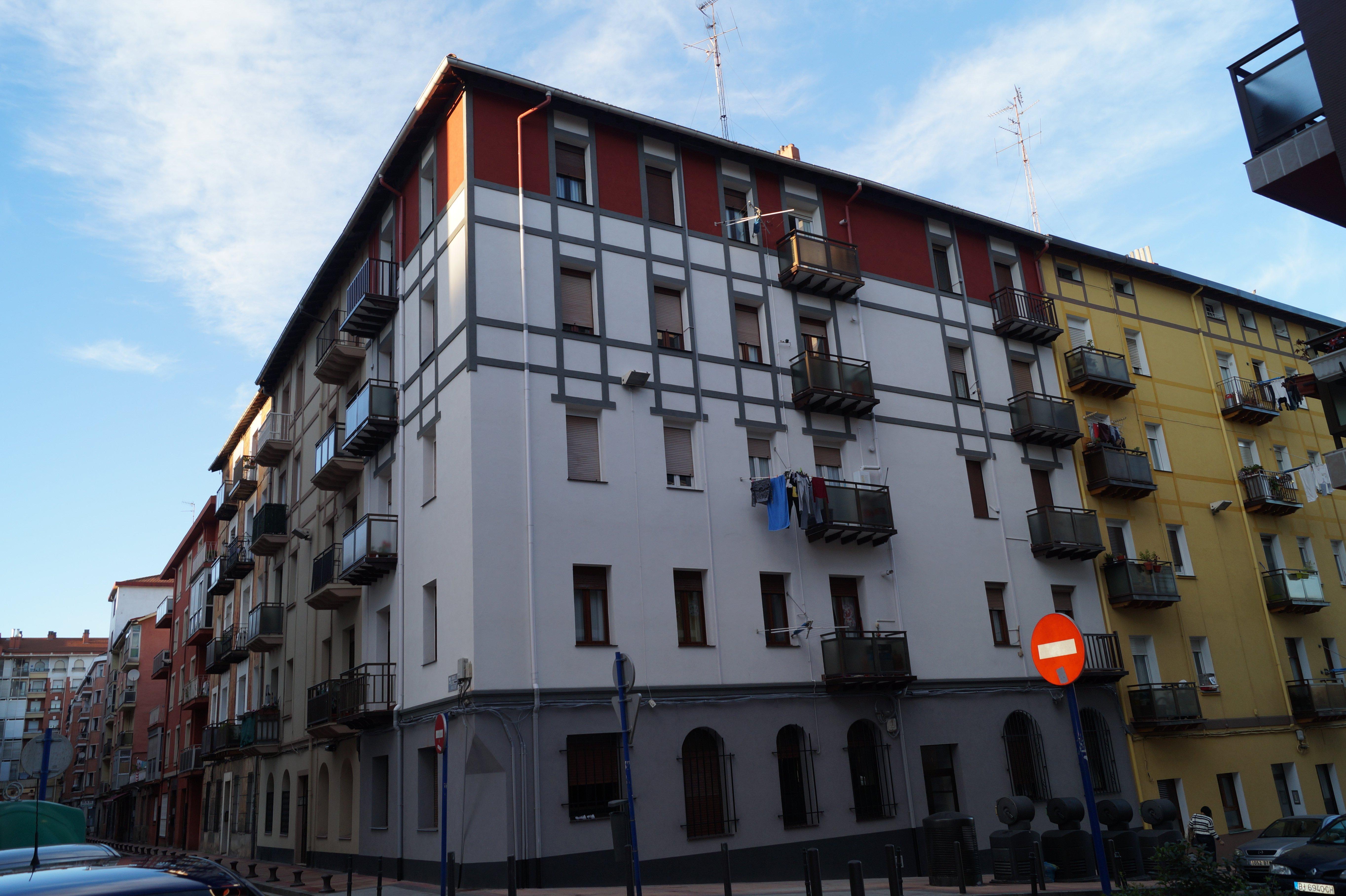 fachada sate en barakaldo todo tipo de fachada reformas